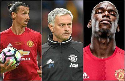 Pogba, Ibrahimovic y Mourinho lideran la revolución del United