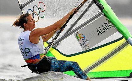 Alabau no depende de sí misma para ser campeona olímpica.