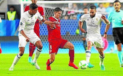 Vietto espera mejorar con respecto al Real Madrid.