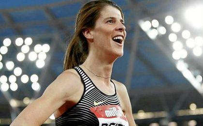 Ruth Beitia competir� en R�o con 37 a�os.
