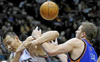 El jugador asiático ya jugó en la mejor liga de baloncesto.