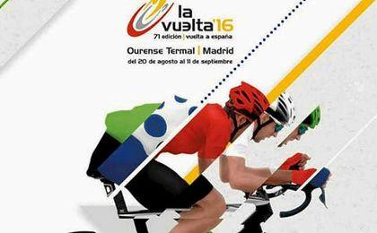 La septuagésima primera edición de la Vuelta a España 2016 comienza el sábado.