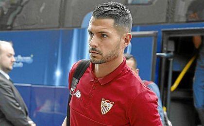 Vitolo es una pieza clave para el Sevilla FC.