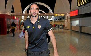 Rami mejora de sus molestias y podr�a estar ante el Villarreal