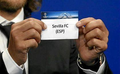 El Sevilla estará en el bombo 2 tras aumentar su coeficiente en la UEFA.