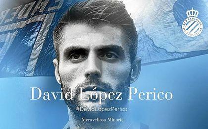 David López regresa al Espanyol.