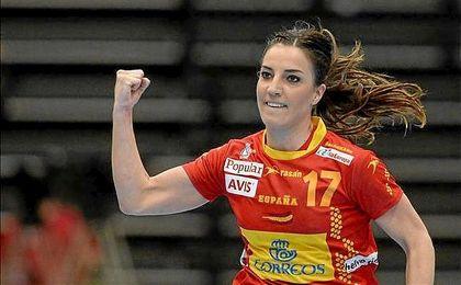 La jugadora de Amurrio es uno de los rostros emblemáticos del deporte femenino español en los últimos años.