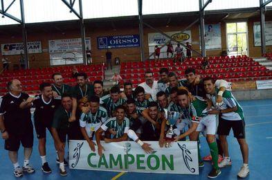 El Betis volvió a coronarse como campeón andaluz.