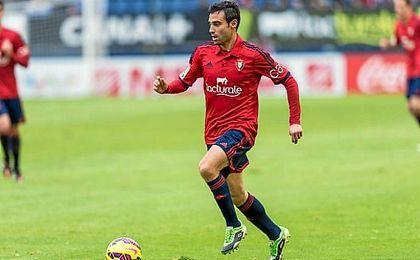 Javier Flaño tendrá que ser operado de su rodilla izquierda.