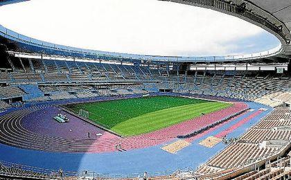 Estadio Olímpico podría acoger el partido el próximo día 12 de septiembre.