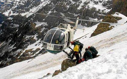 Sciliar se encuentra en la cadena montañosa de los Dolomitas, al norte de Italia.