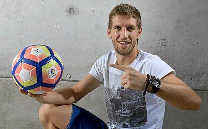 """""""Puedo imaginar el estadio del Betis lleno, con más aficionados que en Belgrado, y la atmósfera es impresionante""""."""