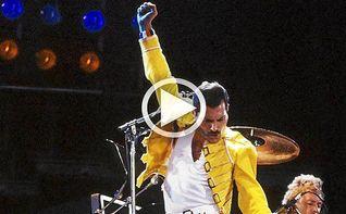 Se cumplen 70 a�os del nacimiento de Freddie Mercury