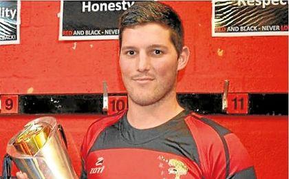 Jason Haurich, nuevo jugador del Rugby Ciencias.