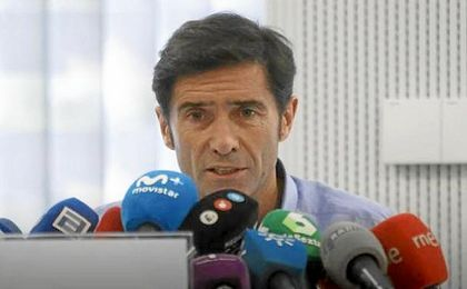 Marcelino aclaró su salida del Villarreal.