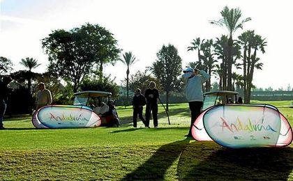 El golf, uno de los recursos turísticos de Andalucía