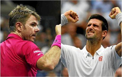 Wawrinka y Djokovic lucharan por con el cuarto y �ltimo �Grand Slam� de la temporada.