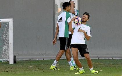 Dani Ceballos se cae de la convocatoria para Mestalla.