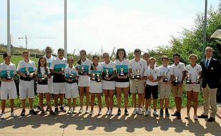 El Guadalmina conquista su tercer Campeonato de Andaluc�a Interclubs Infantil y Cadete