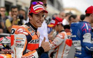 M�rquez: �No voy a entrar en el juego de palabras con Rossi fuera de la pista�