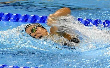 La medalla de plata de Nuria Marqués es la segunda que la nadadora catalana suma en Río.
