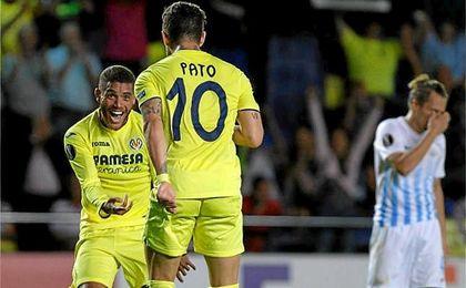 Los goles de Pato y Dos Santos dieron la vicotoria al ´submarino amarillo´.