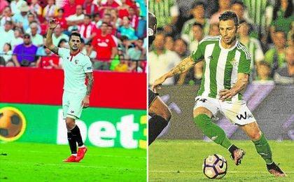 Vitolo está un estado de forma envidiable; Rubén, su nombre es sinónimo de gol desde que arribó al Benito Villamarín.