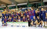 El balonmano espa�ol se encomienda al Barcelona para regresar a la Final Four