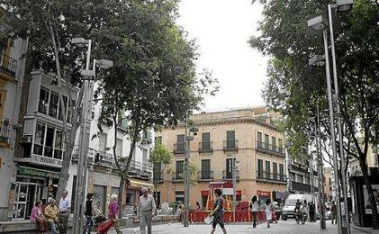 Casco histórico de la ciudad.