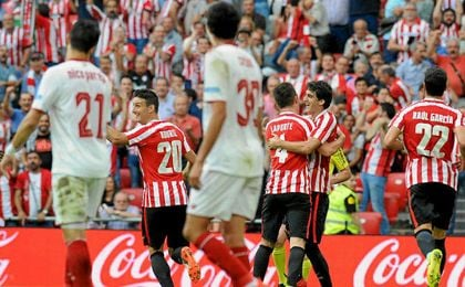 Athletic Club 3-1 Sevilla F.C.