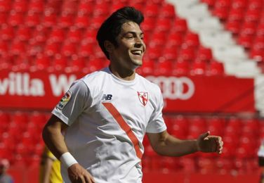 Borja Lasso hizo el 1-0.