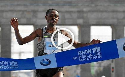 Para la edici�n n�mero 43 del marat�n de Berl�n se hab�an inscrito un total de 41.283 corredores de 122 pa�ses.