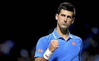 Djokovic contin�a l�der perseguido por Murray y Wawrinka