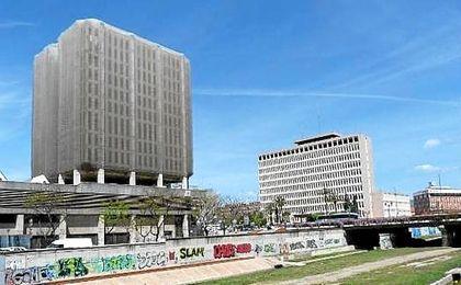 La Diputaci�n embarga a la Junta parte del edificio de Correos por una deuda de casi 8,8 millones