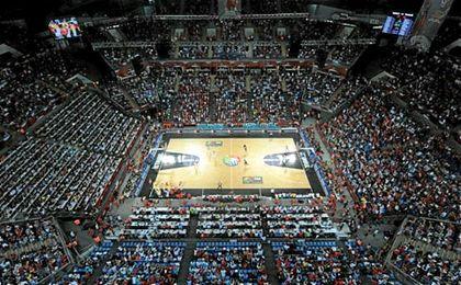 """J. Bartomeu: """" """"El Sinan Erdem Dome es uno de los mejores pabellones para ver baloncesto""""."""