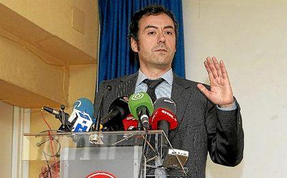 Álex Aranzabal, expresidente del Eibar.