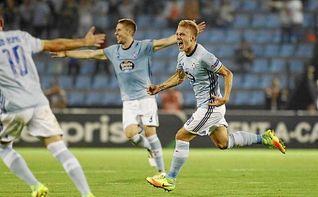 Celta y Athletic vencen en casa y el Villarreal vuelve con empate