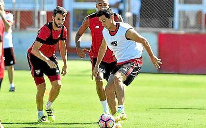Sampaoli cree que Ganso acabará siendo un jugador importante en el Sevilla F.C.