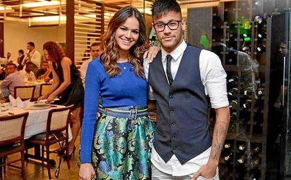 Neymar y Bruna retoman su relacion.