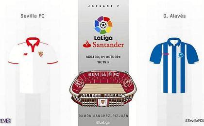 Sevilla F.C.-Alav�s: S�guelo en directo.