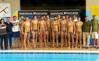 El Sevilla Emasesa y el Dos Hermanas Emasesa, campeones de la Copa Andaluc�a