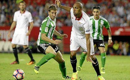El Sevilla pagó 10 millones de euros por N´Zonzi hace poco más de un año.