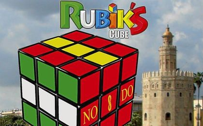 Sevilla alberga el XIII Campeonato de España del Cubo de Rubik