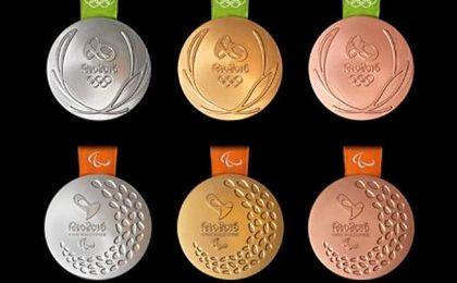 Las medallas de Tokio 2020 podrían ser de material reciclado.
