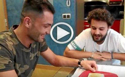 Antonio Adán y Juan Amodeo se retan en la tercera entrega de su programa.