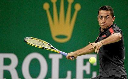 El tenista murciano es el actual número 45 del mundo.