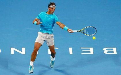 La derrota de Nadal ante Dimitrov le coloca quinto en el Ranking ATP.