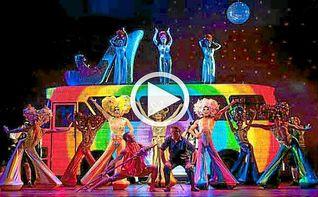 El musical �Priscilla, reina del desierto� llega a Fibes con Mariano Pe�a como protagonista