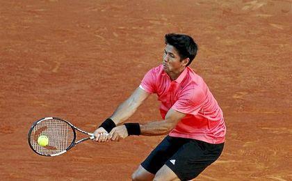Fernando Verdasco ha caído eliminado en la primera ronda del Masters 1000 de Shanghái.