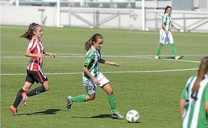 Rosita ha sido elegida la mejor jugadora de la jornada cinco.